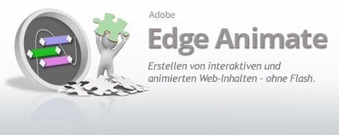 Adobe® Edge Animate Grundkurs (CC, CS6, Creative Suite)