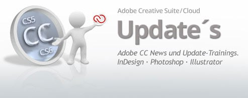 Adobe® CS5.5/CS6 Update-Schulung (Creative Suite CC/CS6/CS5.5)