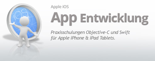 Apple iOS App-Entwicklung  - Objective-C - Schulung